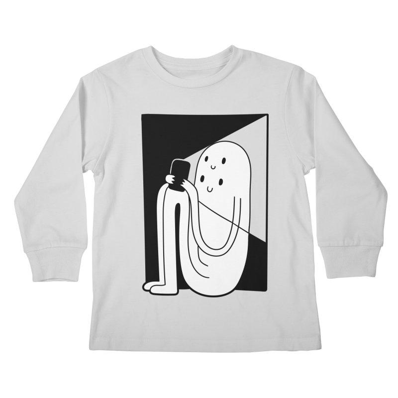 Phony Kids Longsleeve T-Shirt by timrobot's Artist Shop