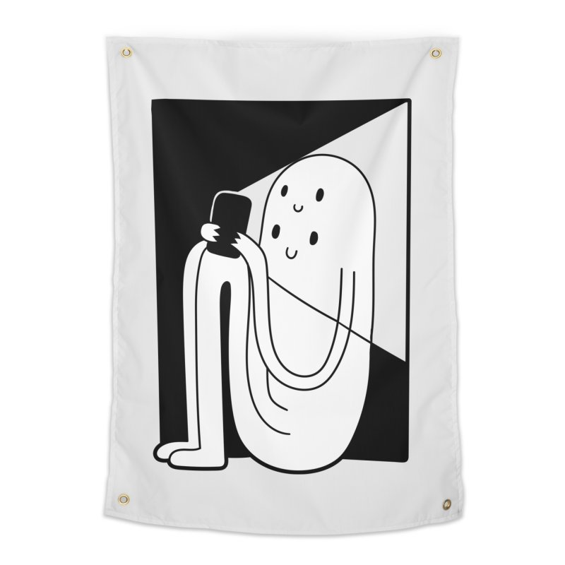 Phony Home Tapestry by timrobot's Artist Shop