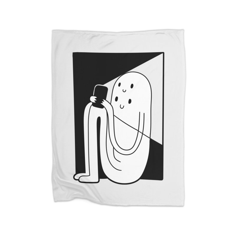 Phony Home Blanket by timrobot's Artist Shop