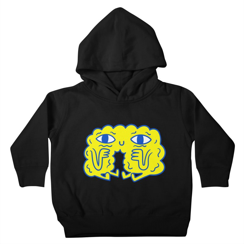 Bored By Red Kids Toddler Pullover Hoody by timrobot's Artist Shop