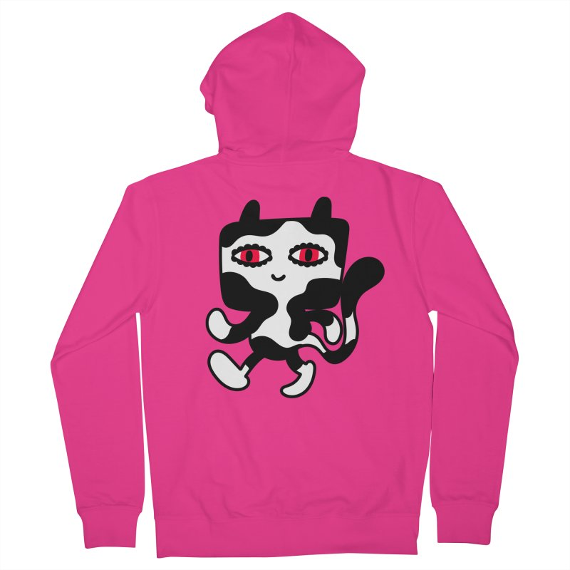 Catwalker Men's Zip-Up Hoody by timrobot's Artist Shop