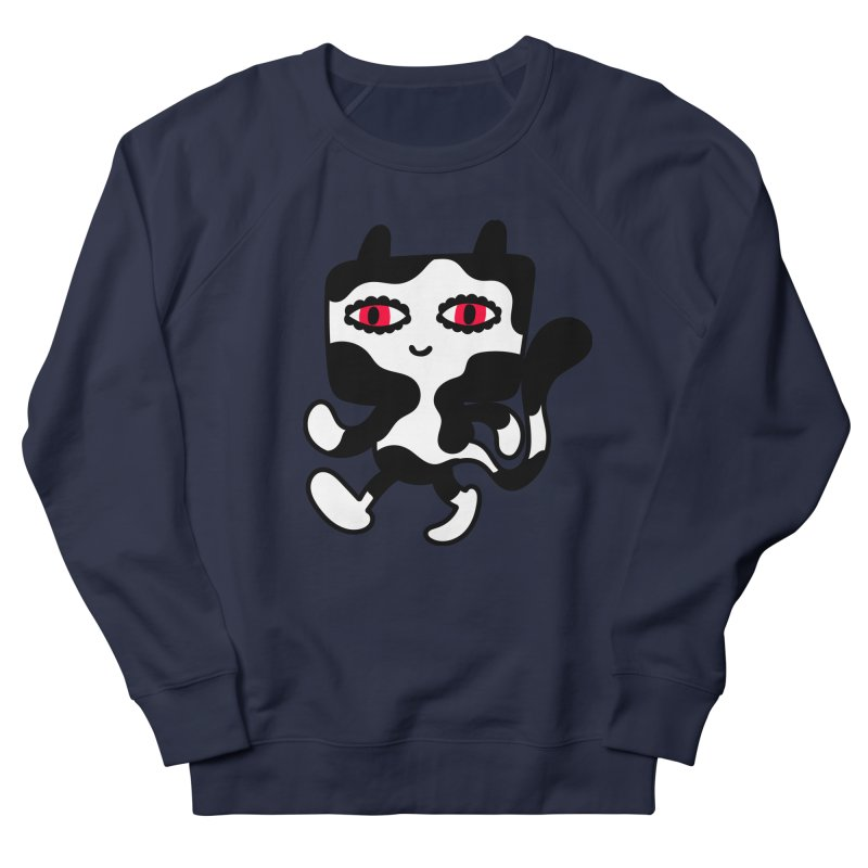 Catwalker Women's Sweatshirt by timrobot's Artist Shop