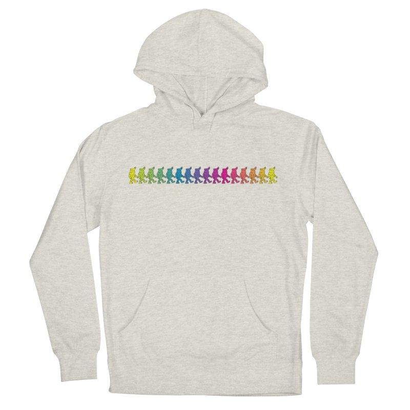 Rainbowalker Women's Pullover Hoody by timrobot's Artist Shop