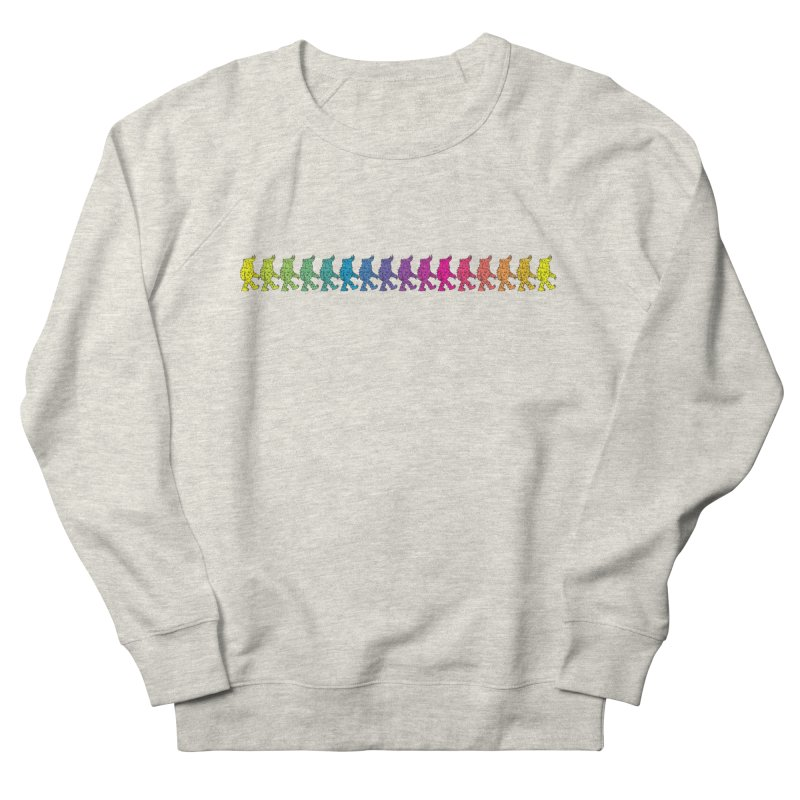 Rainbowalker Women's Sweatshirt by timrobot's Artist Shop