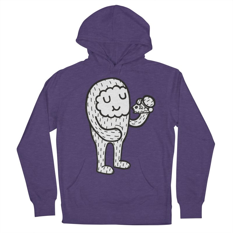 Pizza! Men's Pullover Hoody by timrobot's Artist Shop