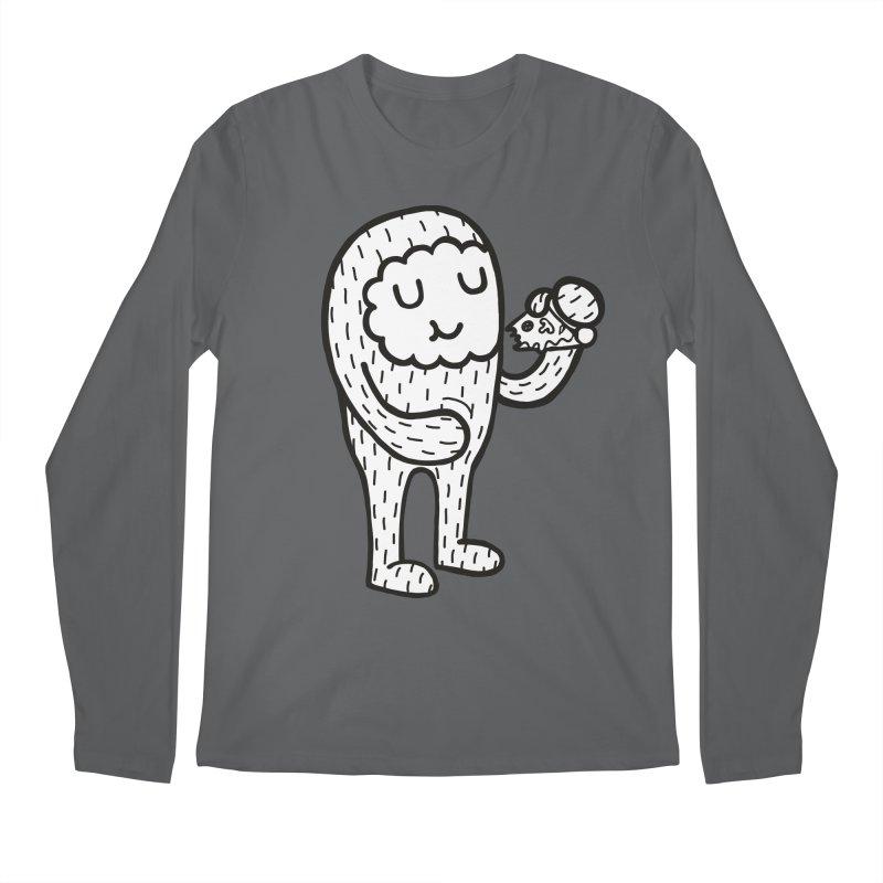 Pizza! Men's Longsleeve T-Shirt by timrobot's Artist Shop