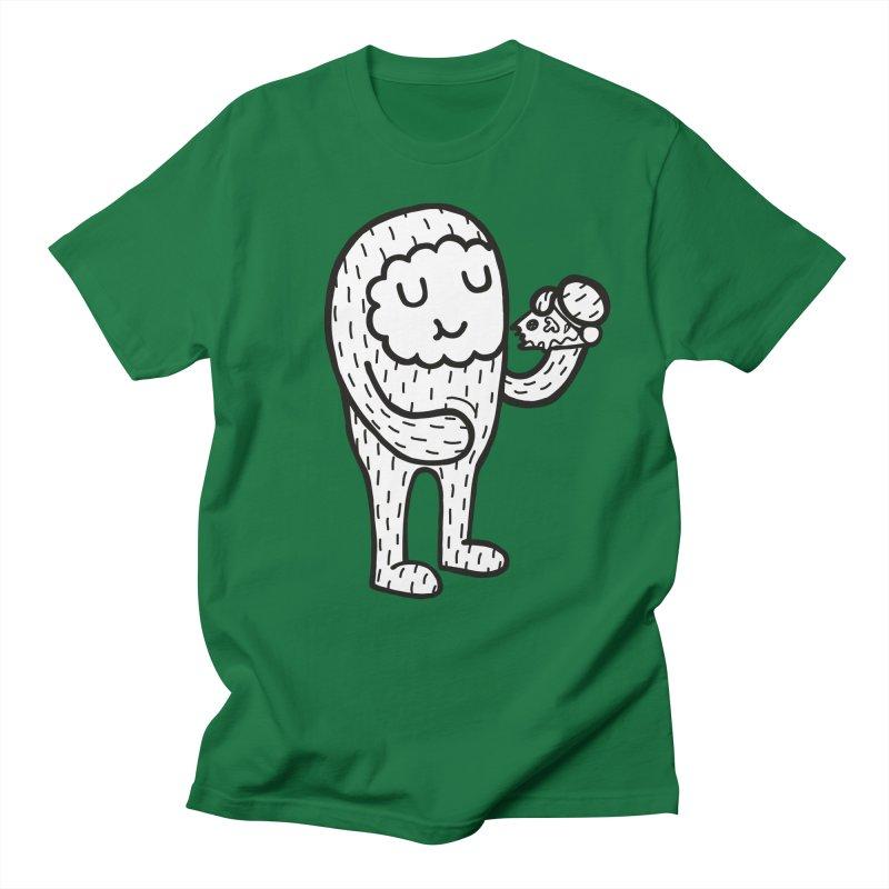 PIZZA! Men's T-shirt by timrobot's Artist Shop