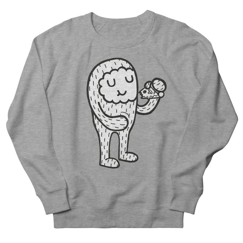 Pizza! Women's Sweatshirt by timrobot's Artist Shop