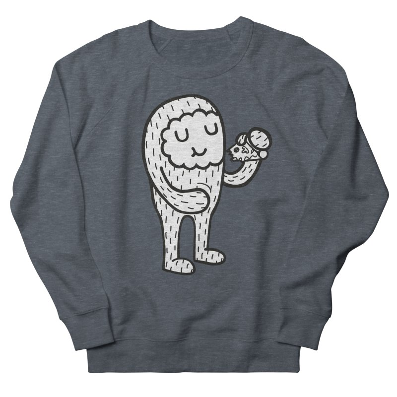 Pizza! Men's Sweatshirt by timrobot's Artist Shop