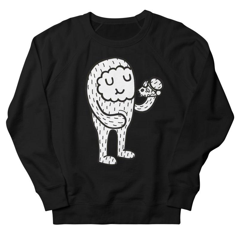 PIZZA! Men's Sweatshirt by timrobot's Artist Shop