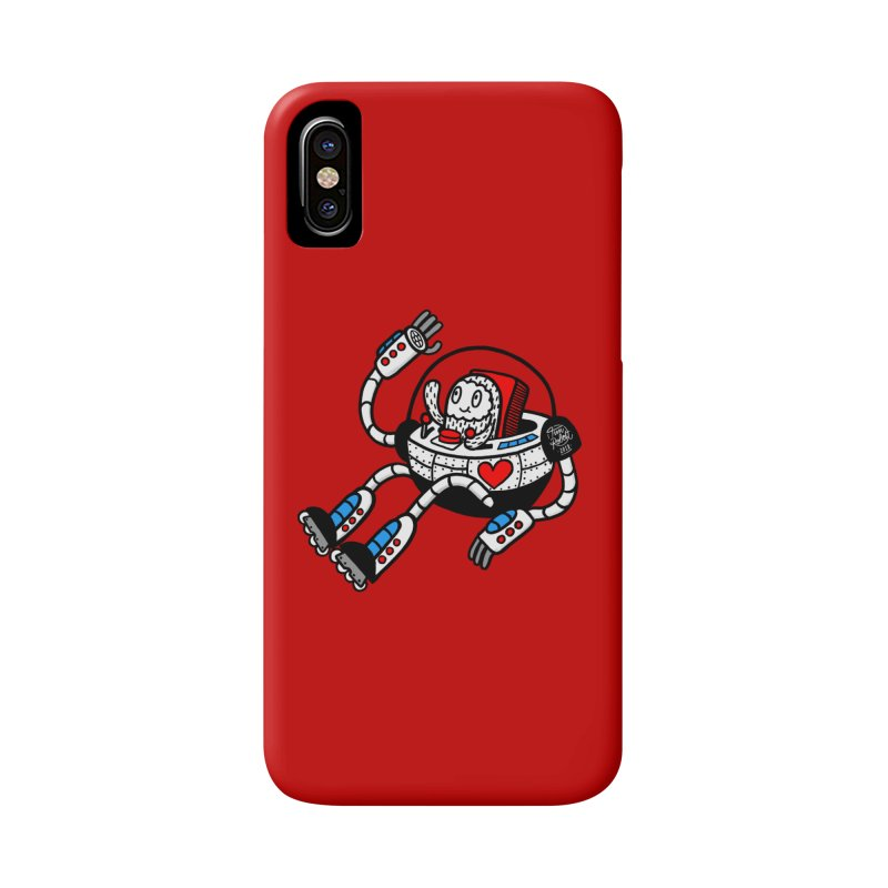 Bladebot Accessories Phone Case by timrobot's Artist Shop