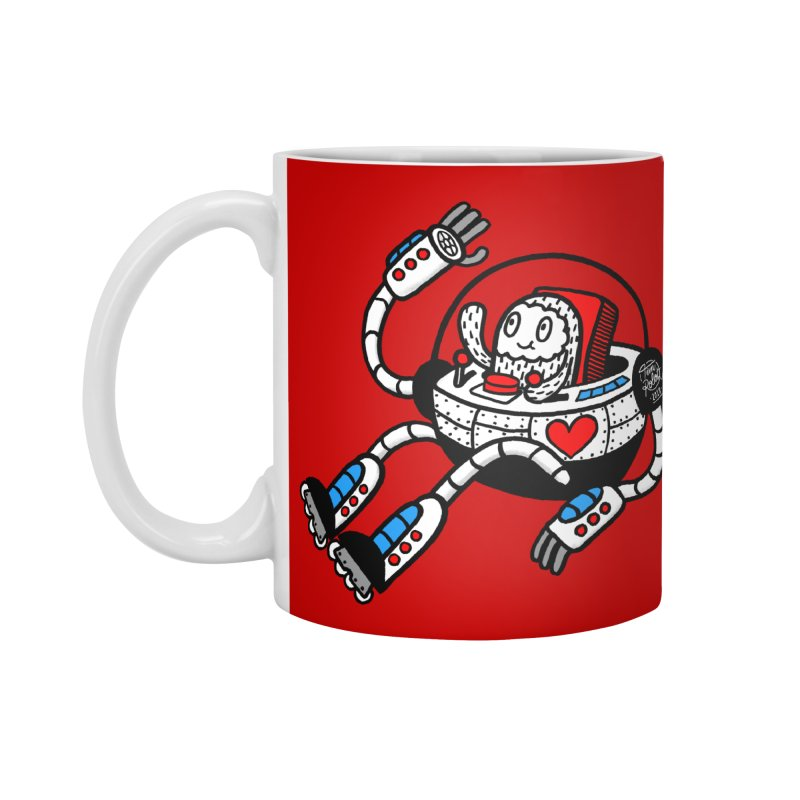 Bladebot Accessories Mug by timrobot's Artist Shop