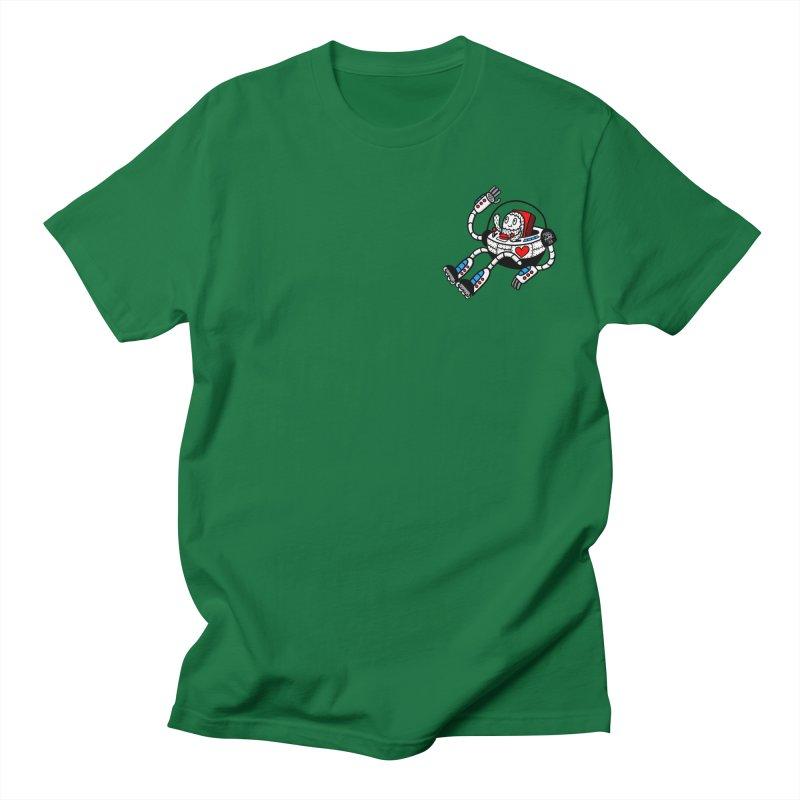 Bladebot Women's Regular Unisex T-Shirt by timrobot's Artist Shop