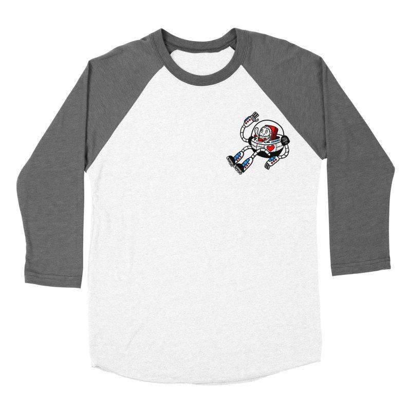 Bladebot Women's Baseball Triblend T-Shirt by timrobot's Artist Shop