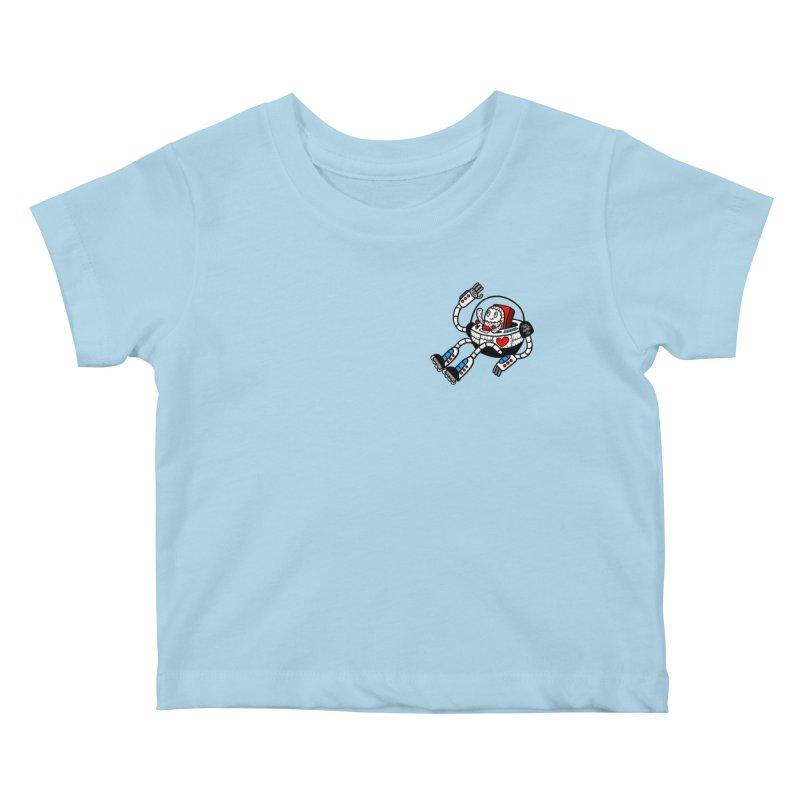Bladebot Kids Baby T-Shirt by timrobot's Artist Shop