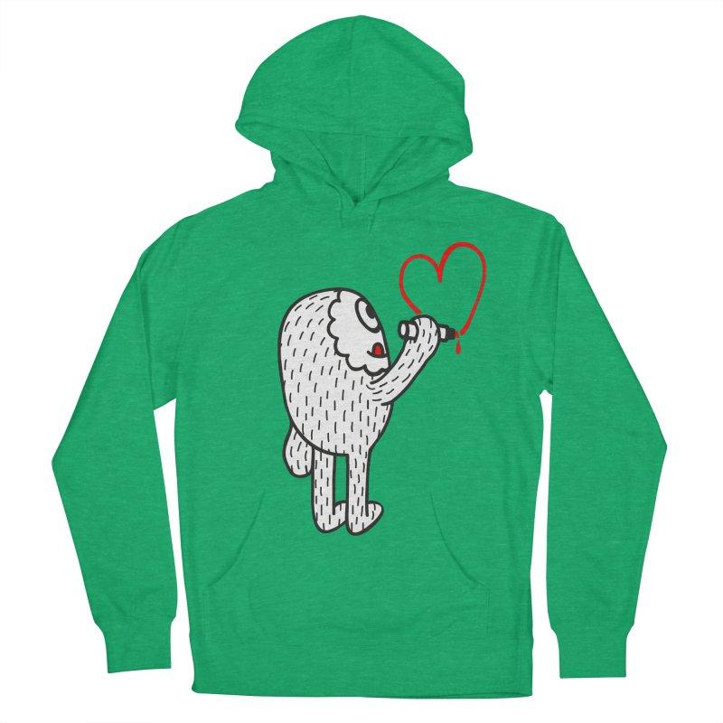 Spread Love Men's Pullover Hoody by timrobot's Artist Shop