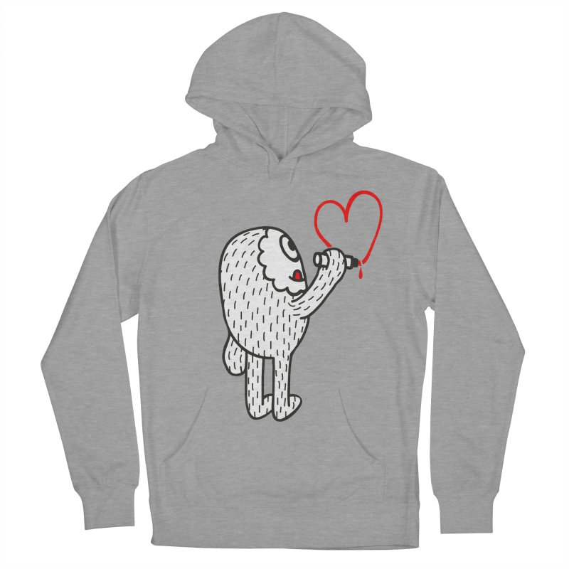 Spread Love Men's Pullover Hoody by timrobot's Artist Shop
