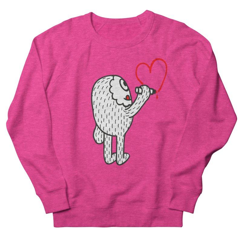 Spread Love Women's Sweatshirt by timrobot's Artist Shop