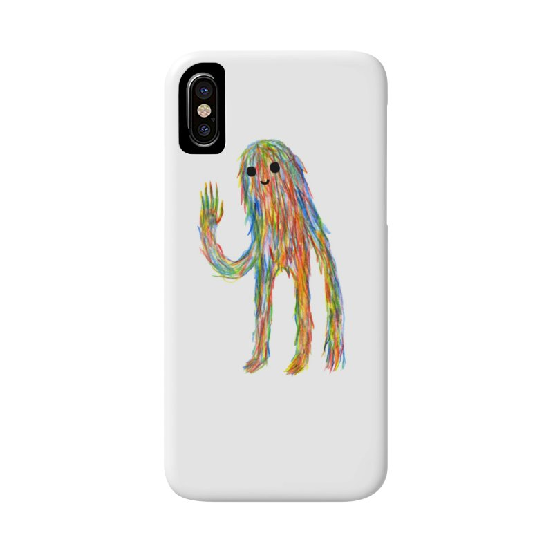 Hi Accessories Phone Case by timrobot's Artist Shop