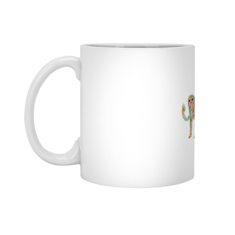 Hi Accessories Mug by timrobot's Artist Shop