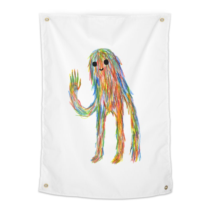 Hi Home Tapestry by timrobot's Artist Shop