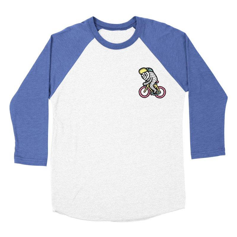 Bike Fun Women's Baseball Triblend T-Shirt by timrobot's Artist Shop