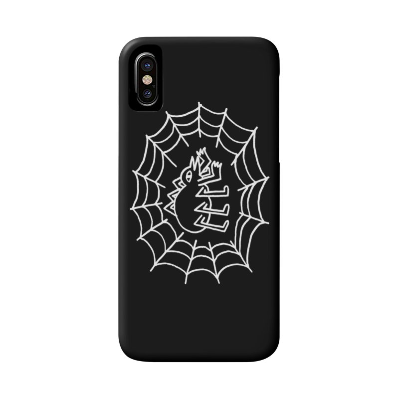 Spider Accessories Phone Case by timrobot's Artist Shop