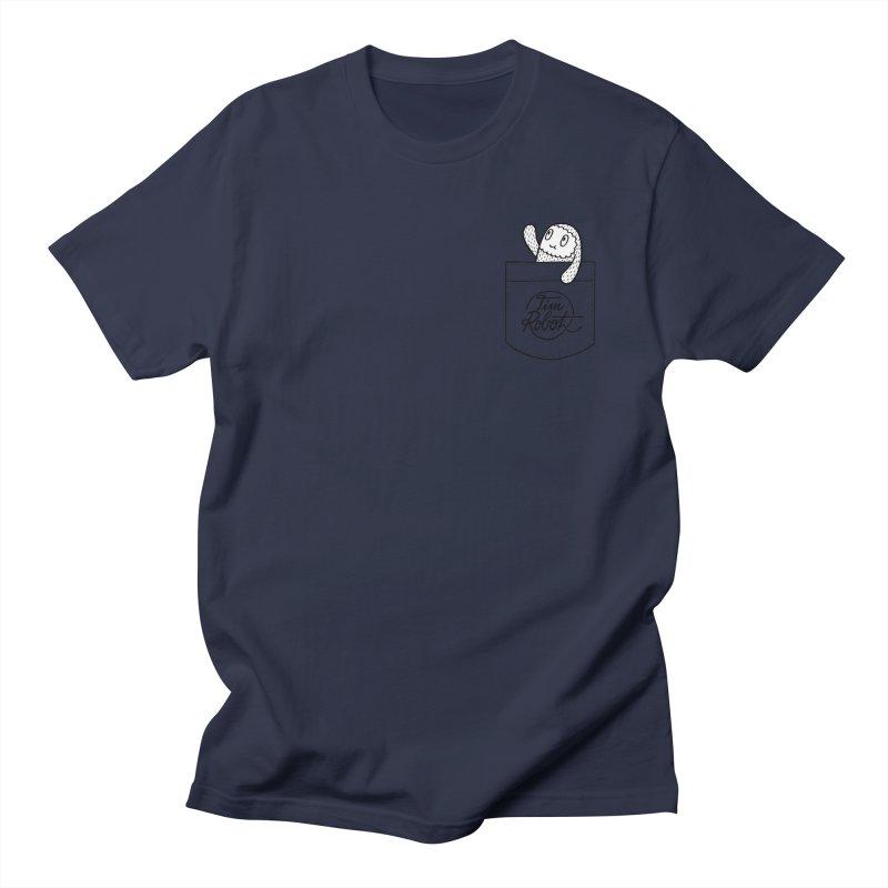Pocket Friend Men's T-shirt by timrobot's Artist Shop