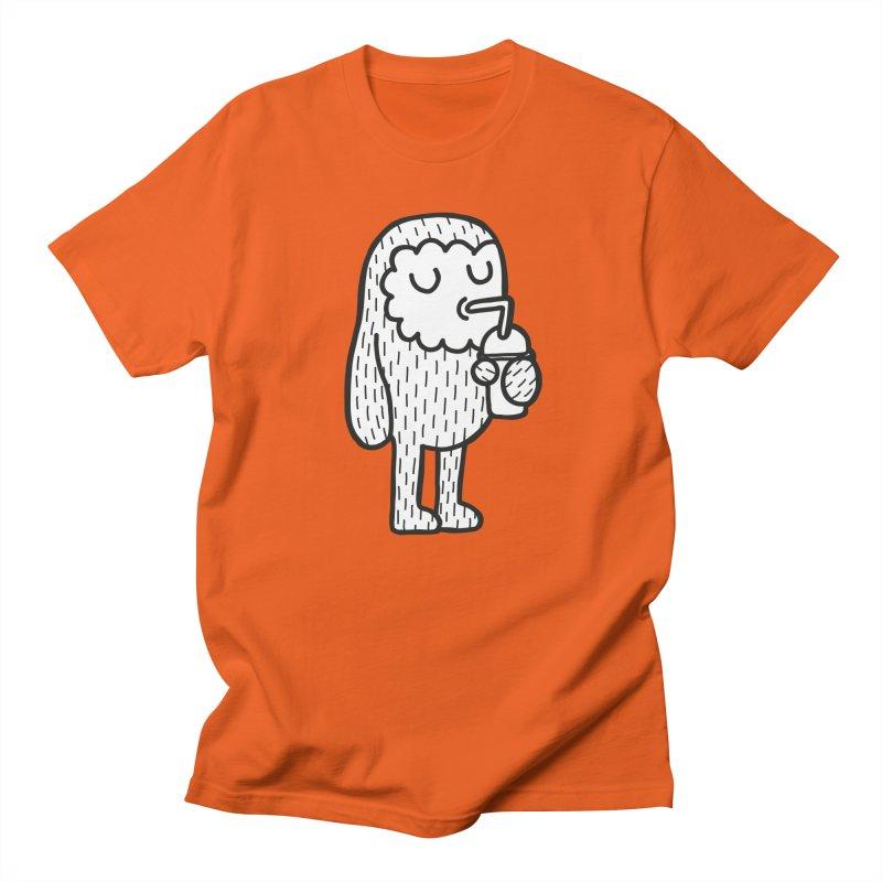 REHYDRATE Men's T-shirt by timrobot's Artist Shop