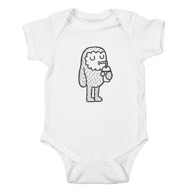 REHYDRATE Kids Baby Bodysuit by timrobot's Artist Shop