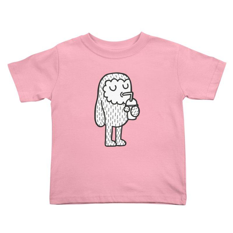 REHYDRATE Kids Toddler T-Shirt by timrobot's Artist Shop