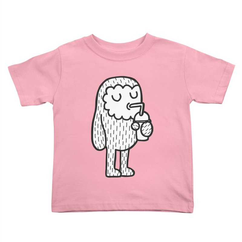 Rehydrate in Kids Toddler T-Shirt Light Pink by timrobot's Artist Shop
