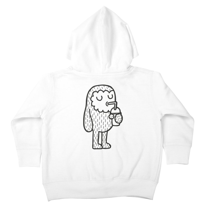 Rehydrate Kids Toddler Zip-Up Hoody by timrobot's Artist Shop