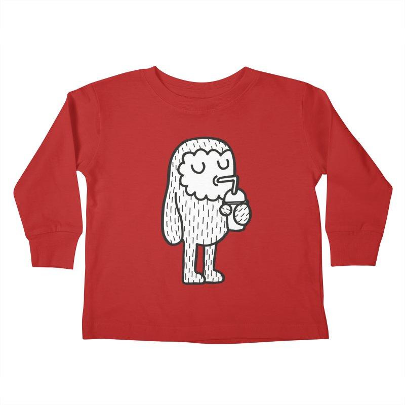 REHYDRATE Kids Toddler Longsleeve T-Shirt by timrobot's Artist Shop