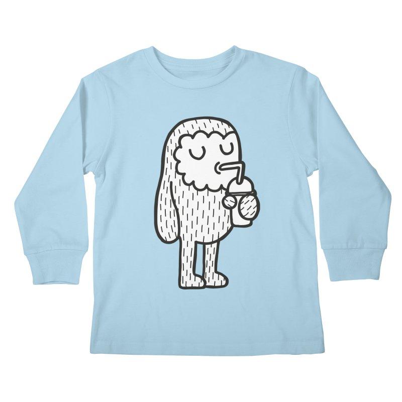 REHYDRATE Kids Longsleeve T-Shirt by timrobot's Artist Shop