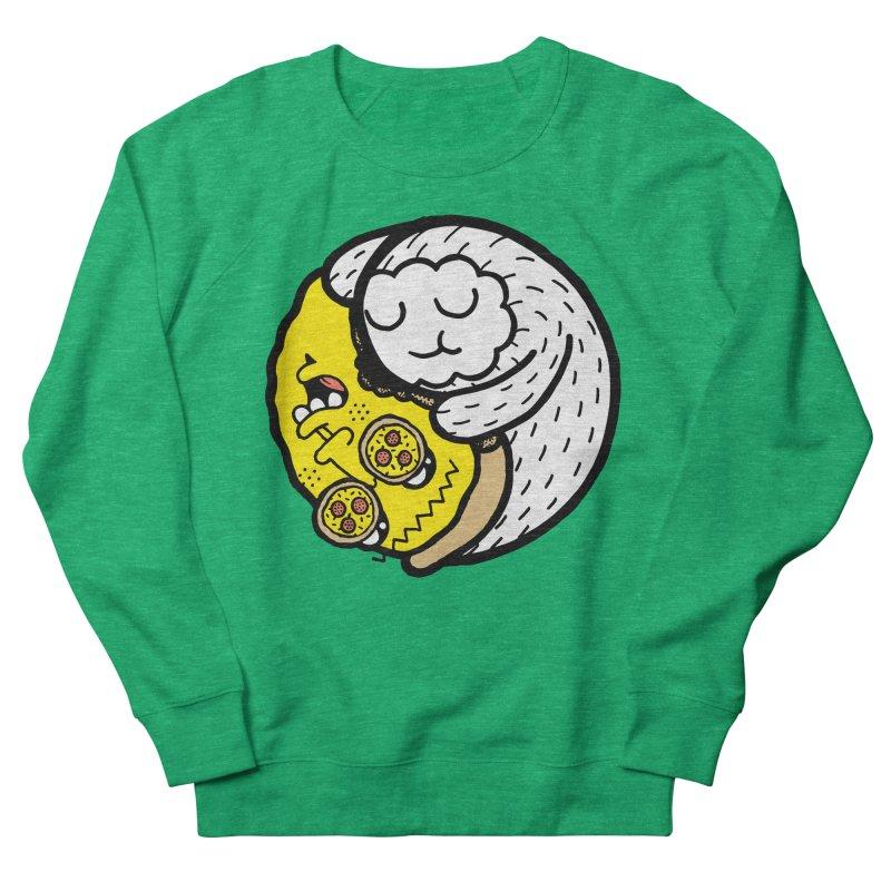 Eat More Friends Men's Sweatshirt by timrobot's Artist Shop