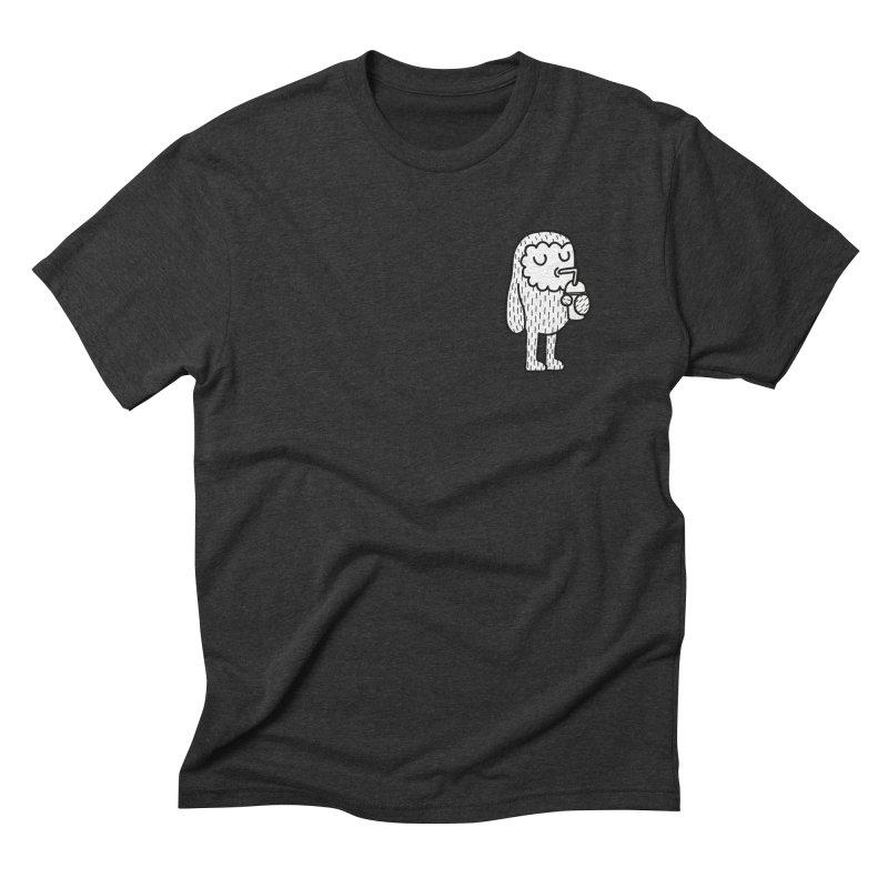 Rehydrate Pocket Men's Triblend T-Shirt by timrobot's Artist Shop