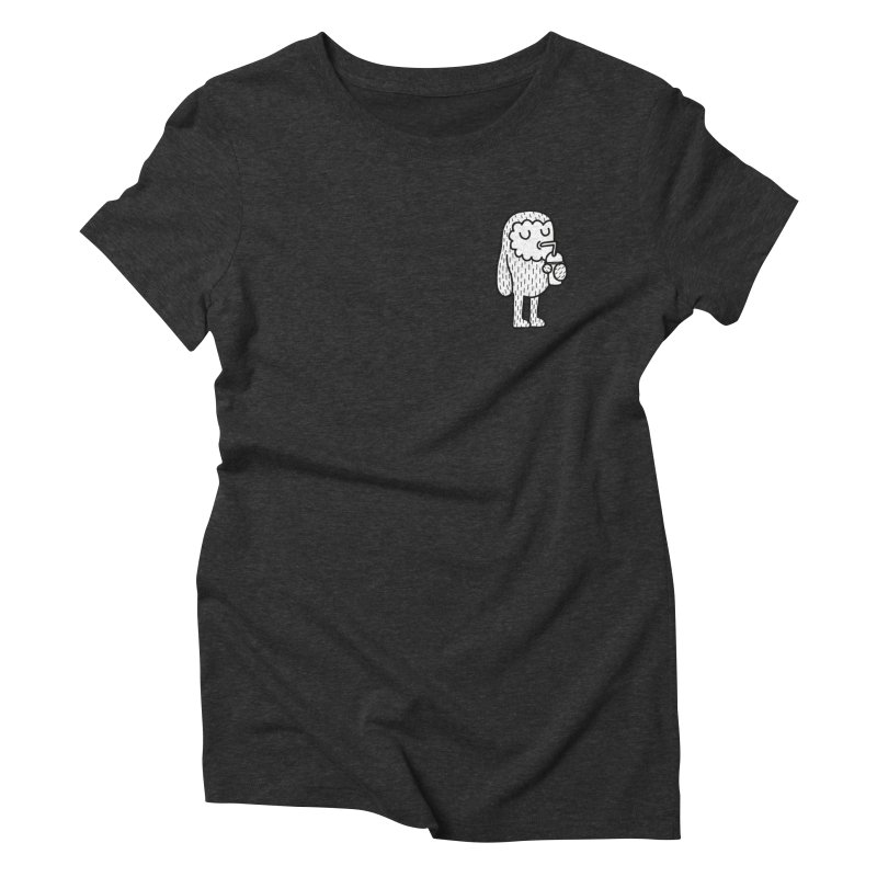 Rehydrate Pocket Women's Triblend T-Shirt by timrobot's Artist Shop