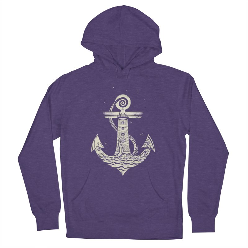 Hold Strong Women's French Terry Pullover Hoody by timwitted's Artist Shop