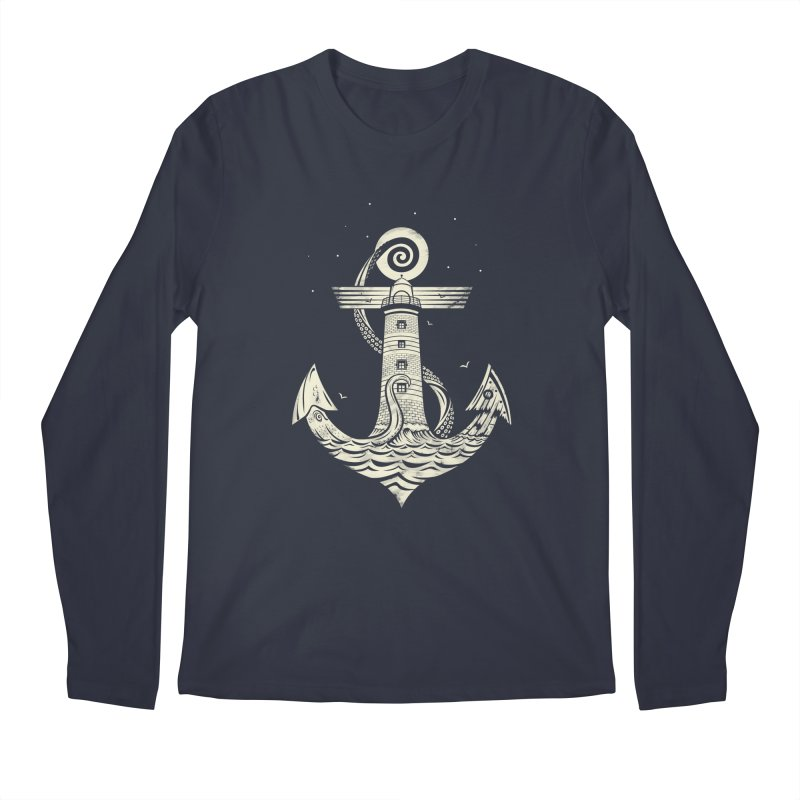 Hold Strong Men's Regular Longsleeve T-Shirt by timwitted's Artist Shop