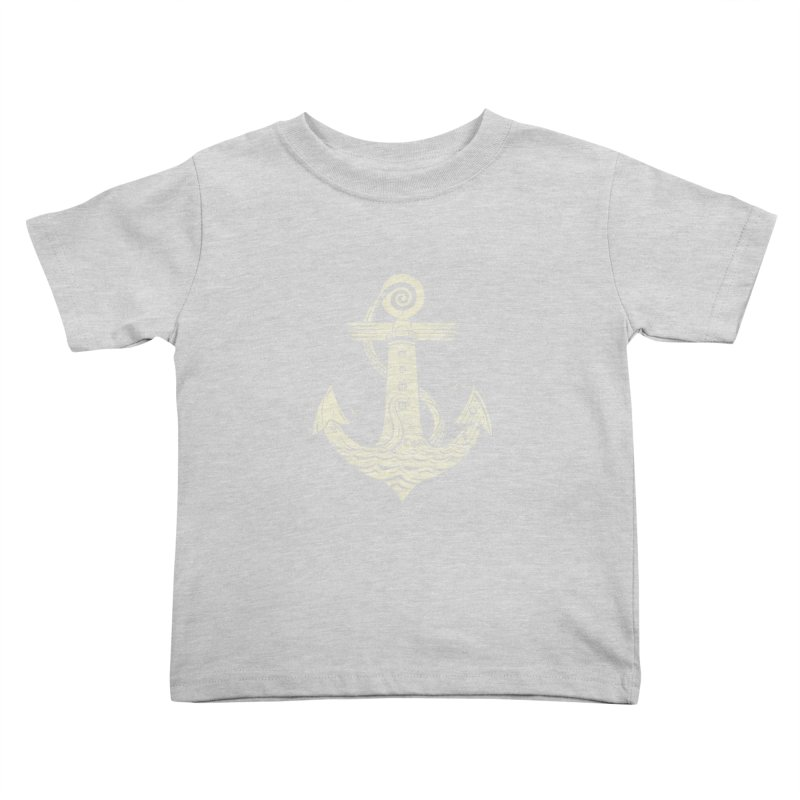 Hold Strong Kids Toddler T-Shirt by timwitted's Artist Shop