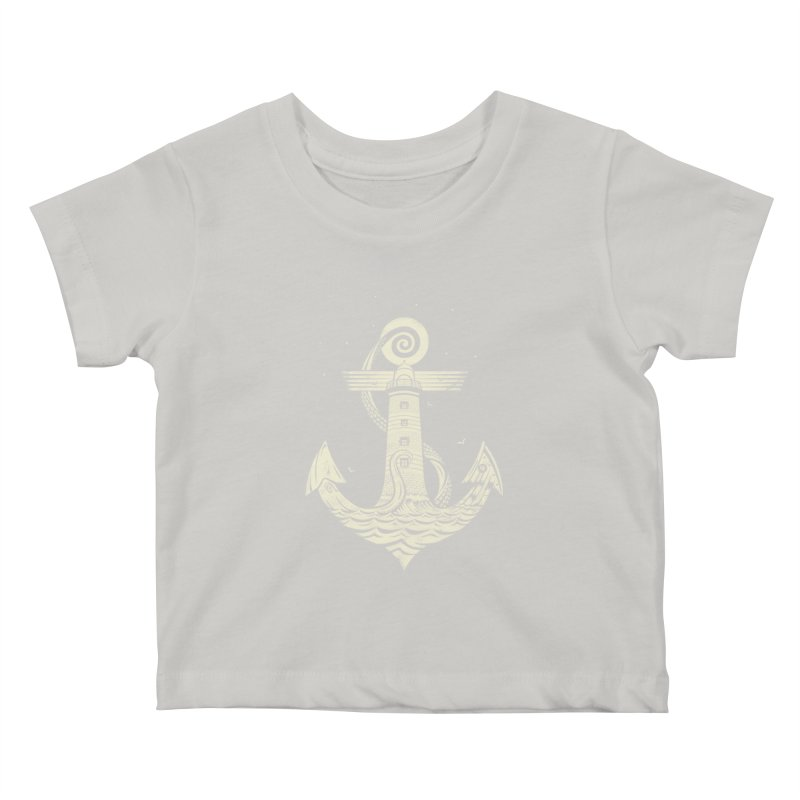 Hold Strong Kids Baby T-Shirt by timwitted's Artist Shop