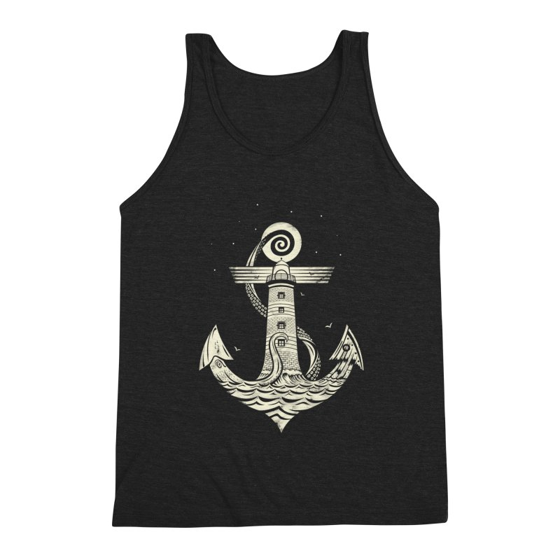 Hold Strong Men's Tank by timwitted's Artist Shop