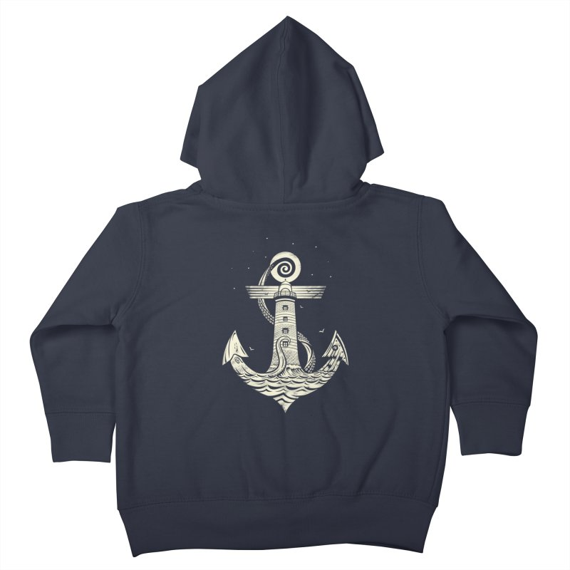 Hold Strong Kids Toddler Zip-Up Hoody by timwitted's Artist Shop