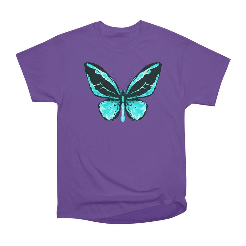 Neon Butterfly Women's  by Timxez