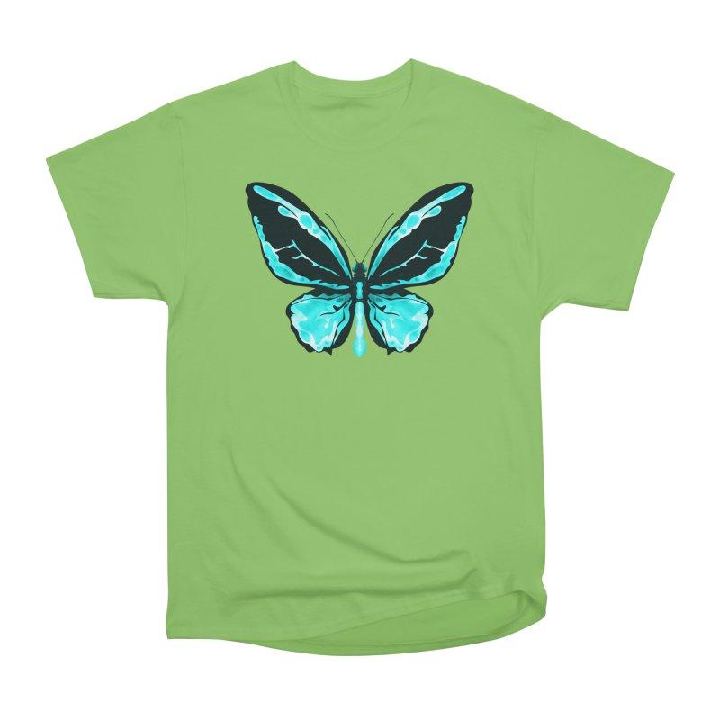 Neon Butterfly Men's  by Timxez