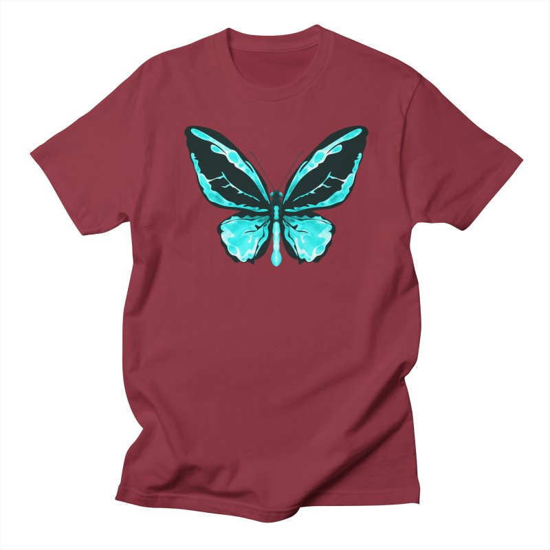 Neon Butterfly Men's  by Timxez