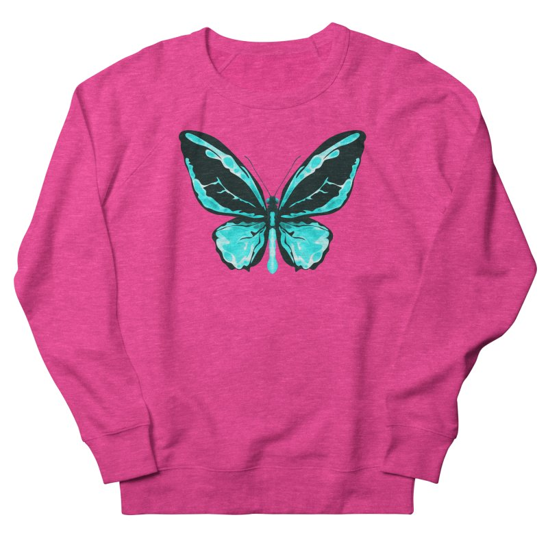 Neon Butterfly Women's  by Timxez