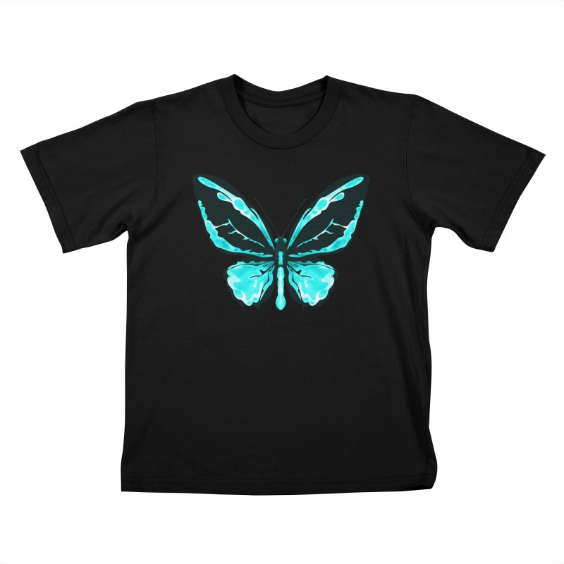 Neon Butterfly Kids  by Timxez