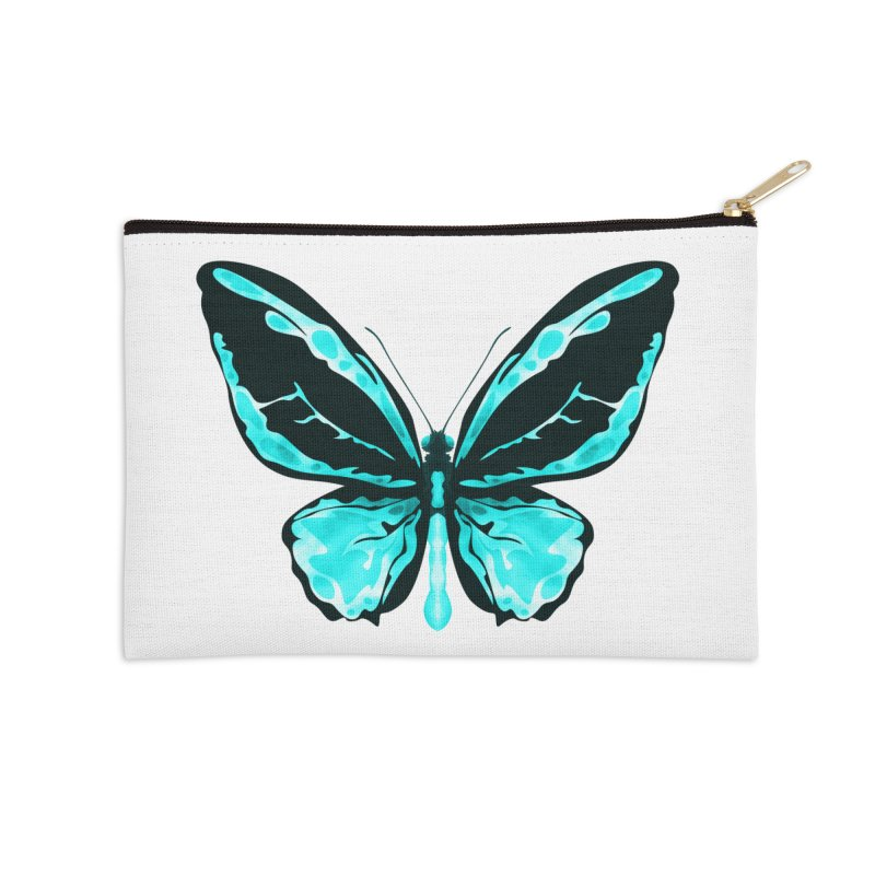 Neon Butterfly Accessories  by Timxez